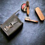 F. Hammann for Todd Snyder Shoe Shine Kit