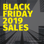 Black Friday 2019 Sales