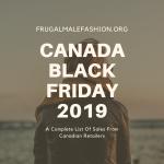 Black Friday 2019 Canada