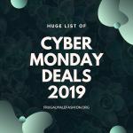 cyber monday deals 2019