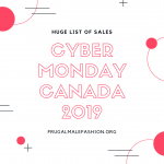 cyber monday canada 2019
