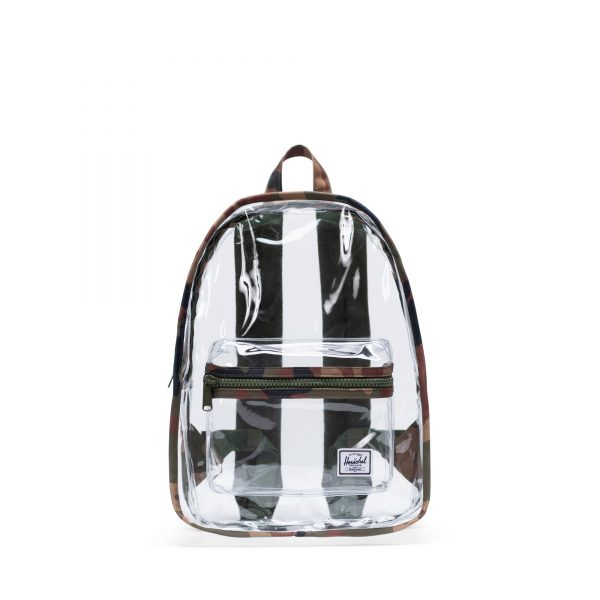 Classic Backpack Mid-Volume | Clear