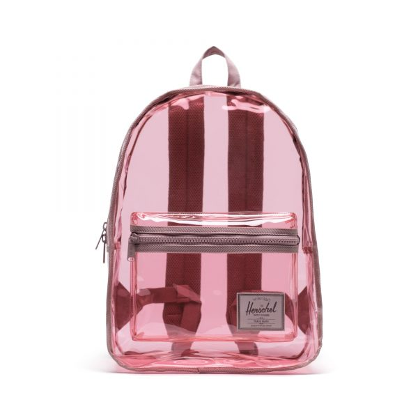 Classic Backpack XL | Clear
