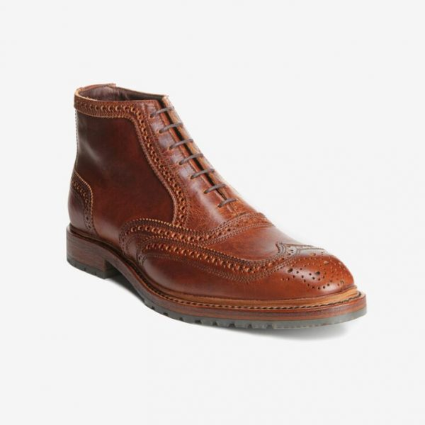 Factory 2nd - Stirling Wingtip Boot