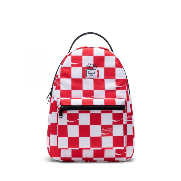 Nova Backpack Mid-Volume Coca-Cola