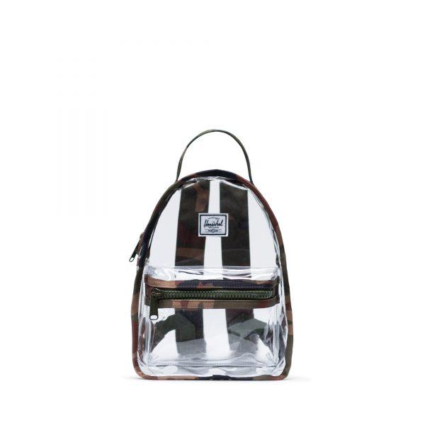 Nova Backpack Mini | Clear