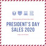 President's Day Sales 2020