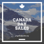 canada day sales